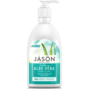 Jason Soothing Aloe Vera Hand Soap