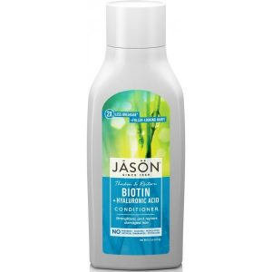 Jason Thicken & Restore Biotin + Hyaluronic Acid Conditioner