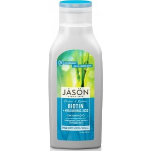 Jason Thicken & Restore Biotin + Hyaluronic Acid Shampoo