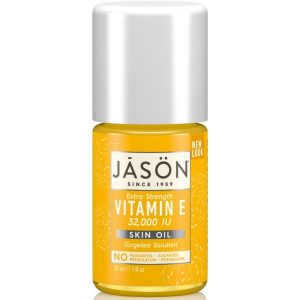 Jason Vitamin E 32,000 IU Extra Strength Oil - Scar & Stretch Mark Treatment