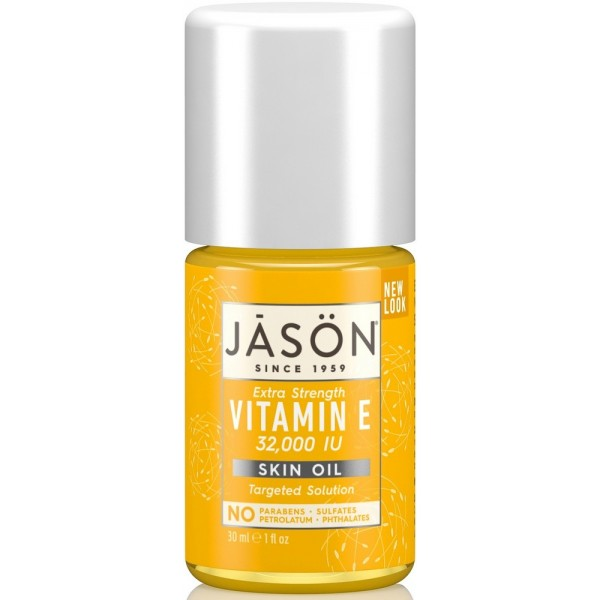 Jason Vitamin E 32,000 IU Extra Strength Oil - Scar & Stretch Mark Treatment