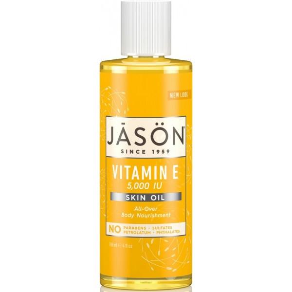 Jason Vitamin E 5,000 IU Oil - All Over Body Nourishment