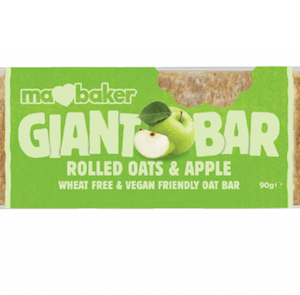 Ma Baker Giant Apple Bar
