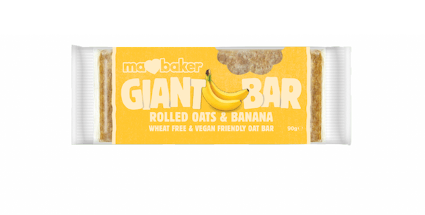 Ma Baker Giant Banana Bar