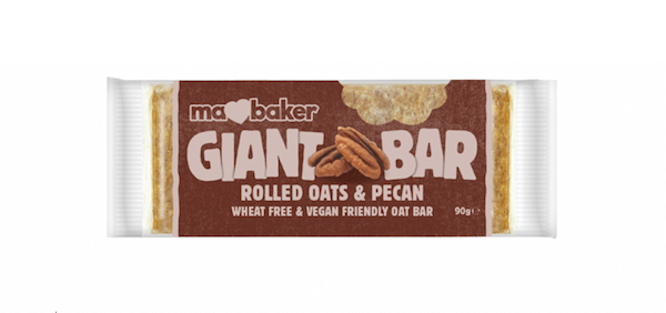 Ma Baker Giant Pecan Bar