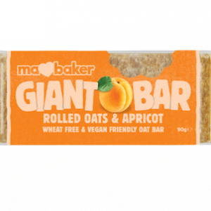 Ma Baker The Giant Apricot Bar
