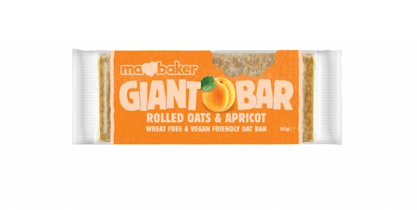 Ma Baker The Giant Apricot Bar