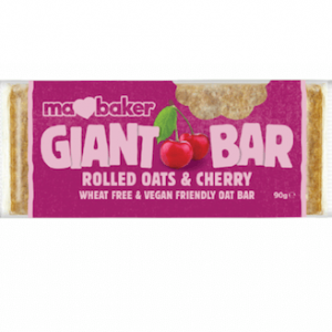 Ma Baker The Giant Cherry Bar