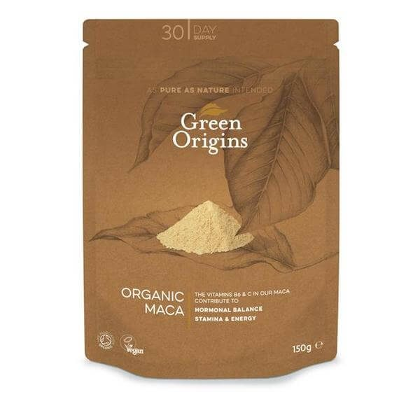 Organic Maca Powder (Raw)