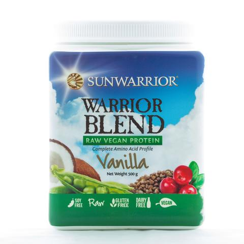 Sunwarrior Blend Vanilla Protein Powder