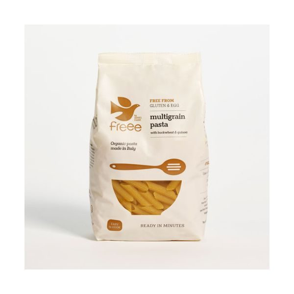 Doves Farm Organic & Free From Multigrain Pasta