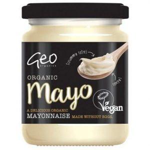 Geo Organics Vegan Mayo 232g