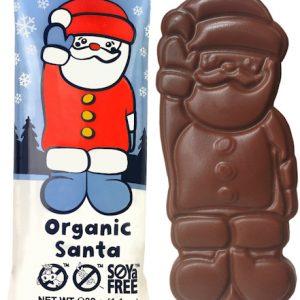 Moo Free Dairy Free Organic Santa Bar