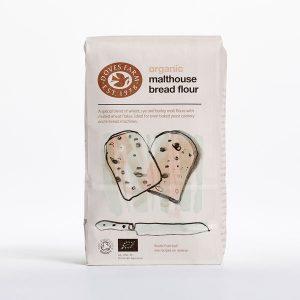 Doves Farm Organic Malthouse 1kg x 5