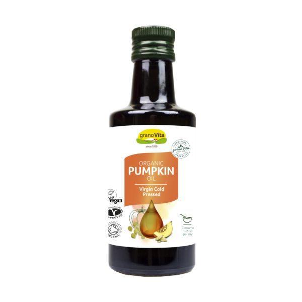 Granovita Organic Pumpkin Oil