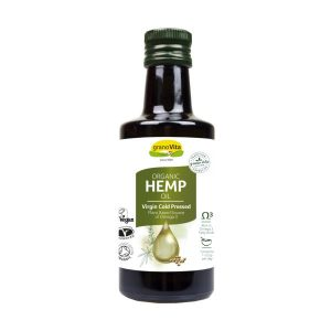 Granovita Organic Oil Hemp