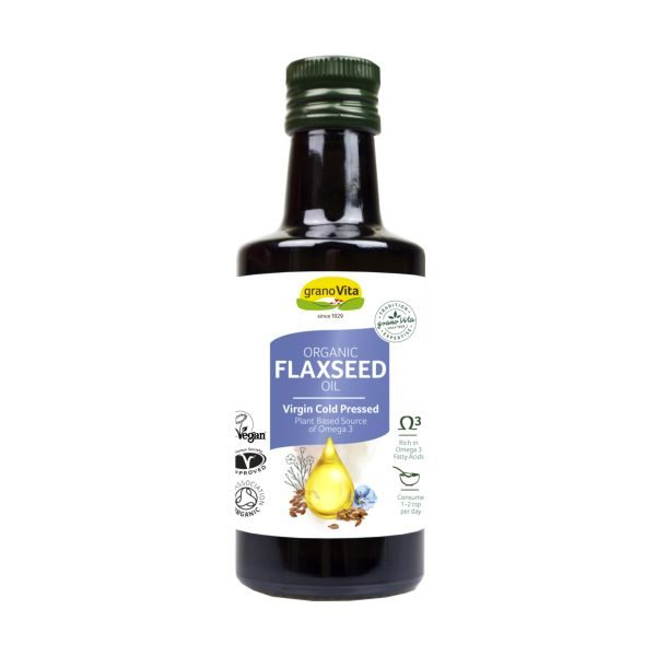 Granovita Organic Oil Flax