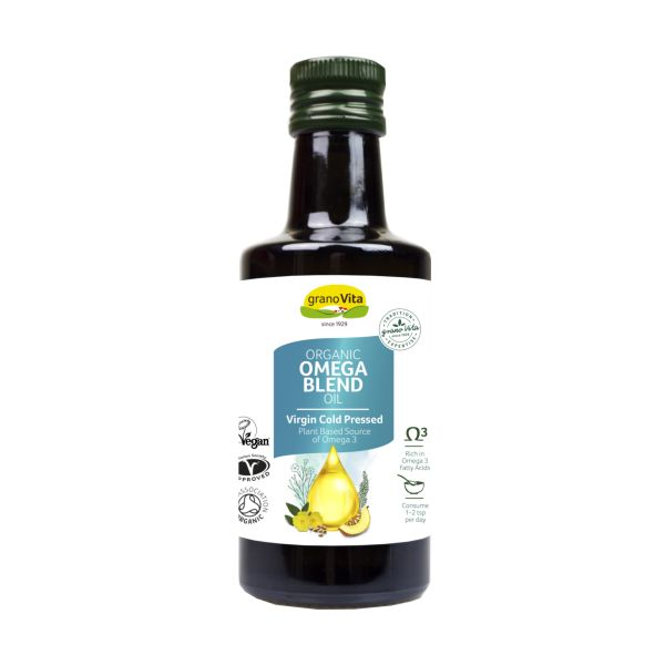 Granovita Organic Omega Oil Blend