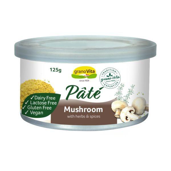 Granovita Mushroom Pate