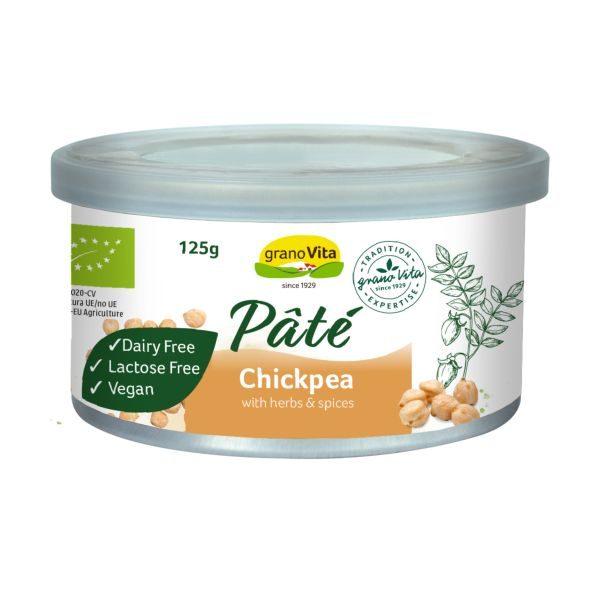 Granovita Chick Pea Pate