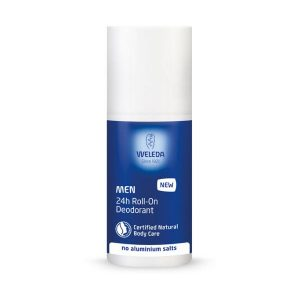 Weleda Men'S Roll On Deodorant