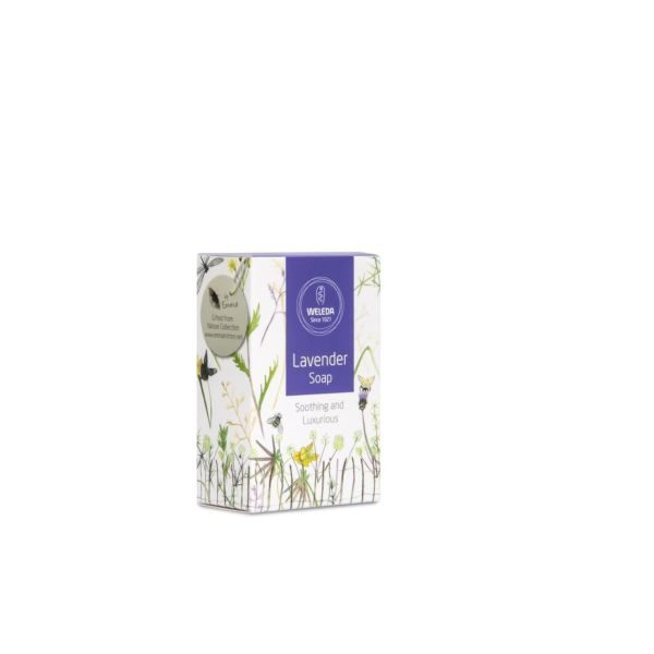 Weleda Lavender Gift Soap