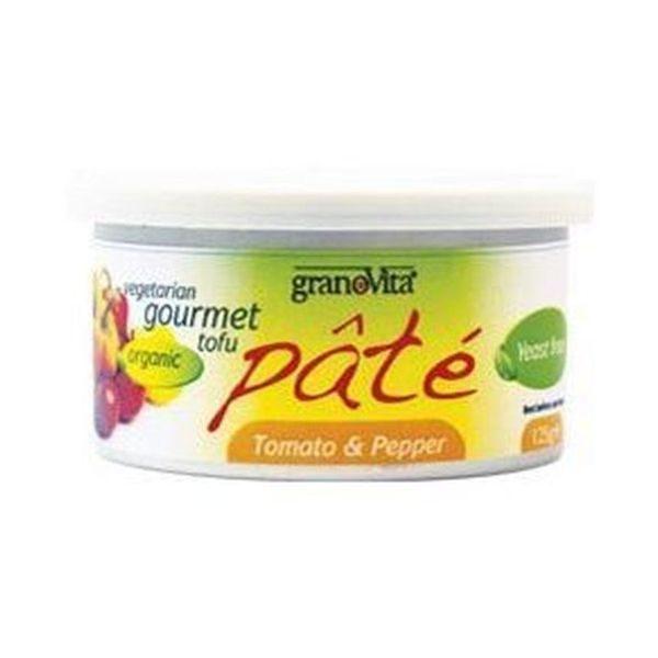 Granovita Organic Tofu & Pepper Pate