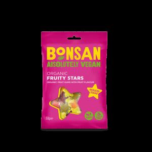 Bonsan Organic Fruity Stars
