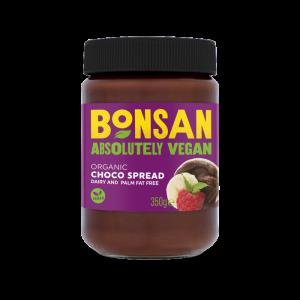 Bonsan Organic Choco Spread