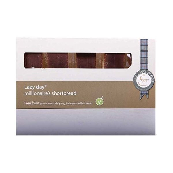 Lazy Day Millionaires Shortbread 150g