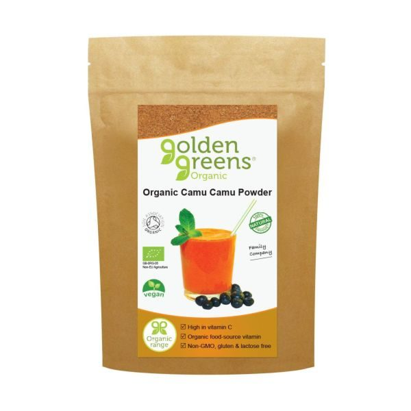 Greens Organic Organic Camu Camu Powder 40g