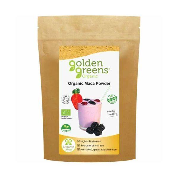 Greens Organic Organic Maca Powder 100g