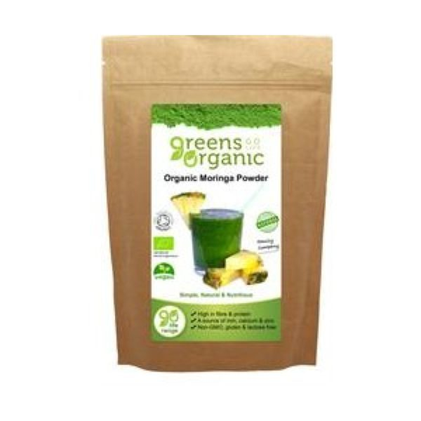 Greens Organic Organic Moringa Powder 100g