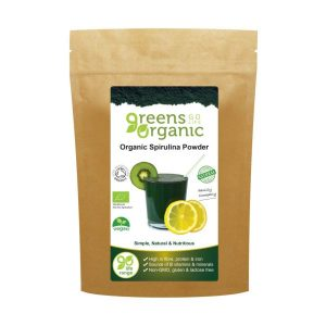 Greens Organic Organic Spirulina Powder 100g