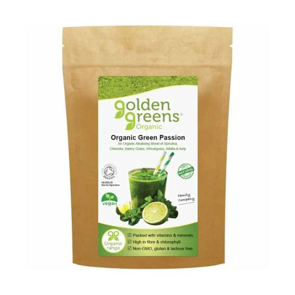 Greens Organic Organic Green Passion Powder 90g