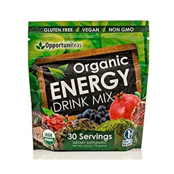 Greens Organic Organic Energy Powder 100g