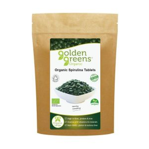 Greens Organic Organic Spirulina Tablets 250tabs