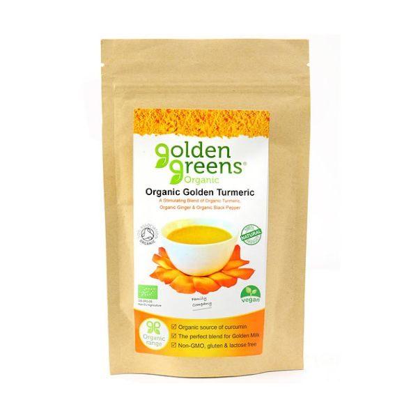 Greens Organic Organic Golden Turmeric 200g