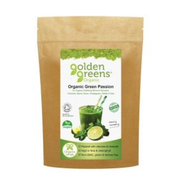 Greens Organic Organic Green Passion Powder 200g