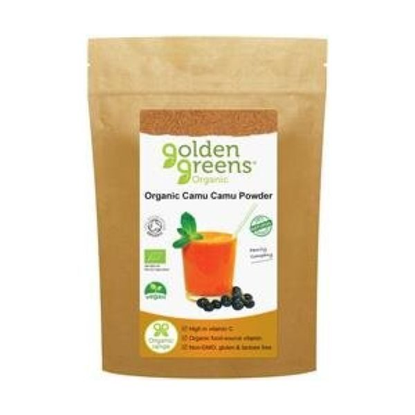 Greens Organic Organic Camu Camu Powder 100g