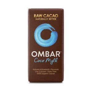Ombar Organic Coco Mylk 70g