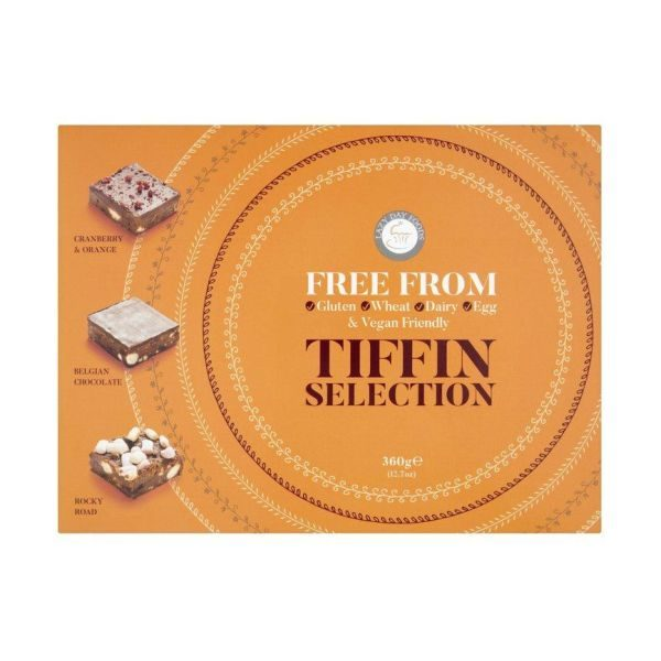 Lazy Day Tiffin Gift Selection Box 360g