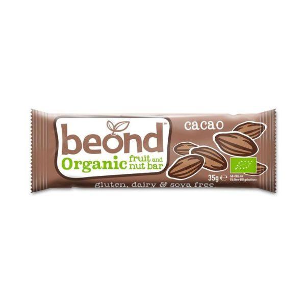 Pulsin Pulsin' Snacks Cacao Fruit & Nut Bar 35g