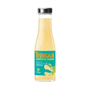 Bonsan Organic Sweet Mustard Dressing