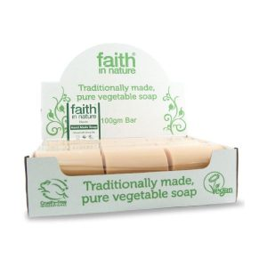 Faith In Nature Neem Soap 100g