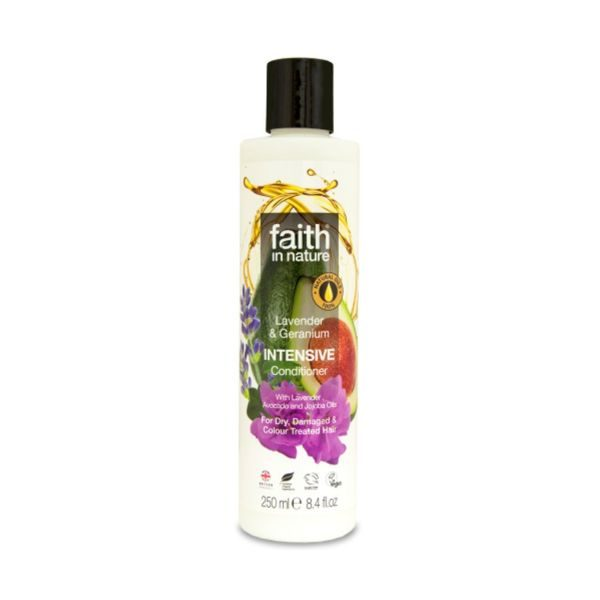 Faith In Nature Intensive Conditioner Lavender & Geranium 250ml