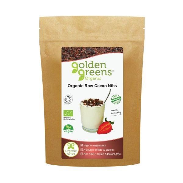 Greens Organic Organic Cacao Nibs 200g