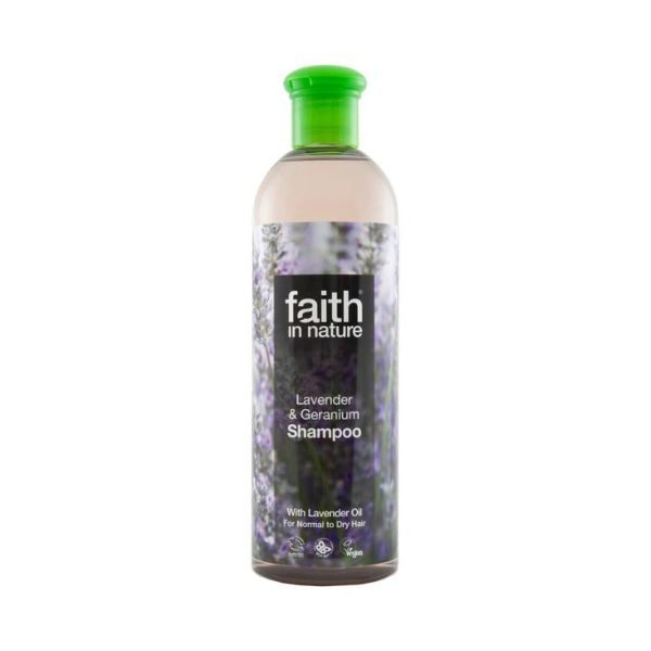 Faith In Nature Lavender Shampoo 740ml