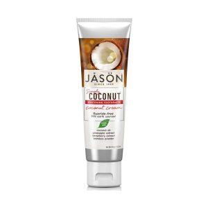 Jason Coconut Cream Whitening Toothpaste 119g