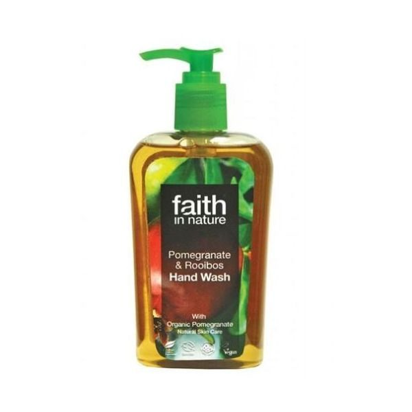 Faith In Nature Pomegranate & Rooibos Hand Wash 300ml